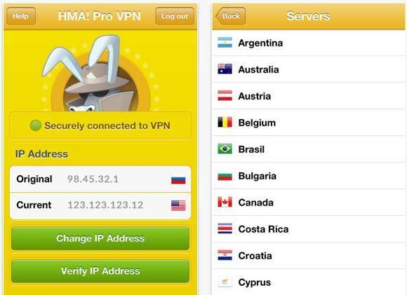 HMA! VPN